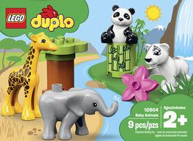 LEGO DUPLO Town Les bébés animaux 10904