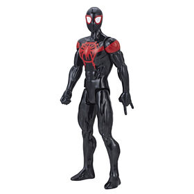 Spider-Man: Into the Spider-Verse Titan Hero Series Miles Morales with Titan Hero Power FX Port