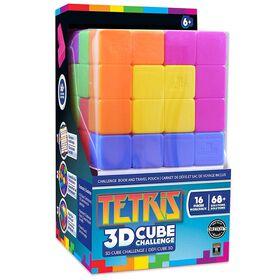 Jeu Tetris 3D Cube Challenge