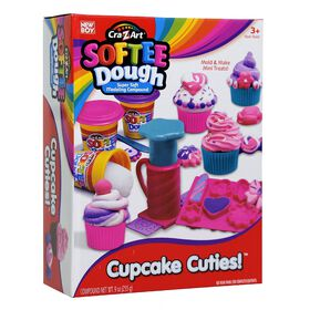 Cra-Z-Art - Softee Dough Cupcake Maker