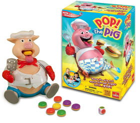 Goliath Games: Pop The Pig! Game