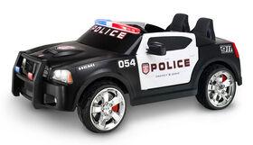 Véhicule Policier Dodge Charger de 12 V par KidTrax.