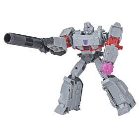 Transformers Cyberverse - Megatron de classe guerrier.