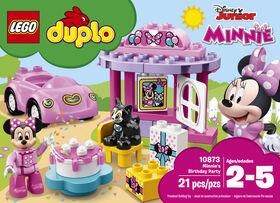 LEGO DUPLO Disney TM Minnie's Birthday Party 10873
