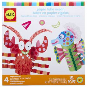 ALEX  Little Hands Paper Tube Ocean