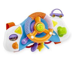 Bruin - Jouet interactif pour bébé Mon premier volant