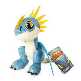 Comment entraîner son dragon, Peluche de première qualité Tempête de 20,32 cm.