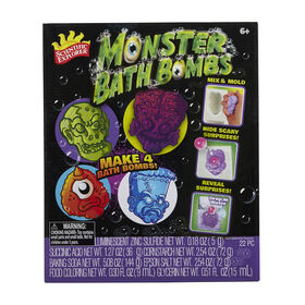 Scientific Explorer Monster Bath Bombs