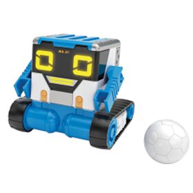 Real Rad Robots R/C Robot - French Edition