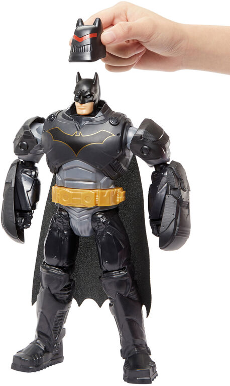 Batman Missions Thrasher Armor Batman Deluxe Figure