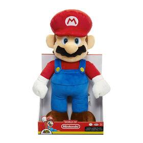 Nintendo - Jumbo Basic Plush - Mario