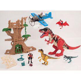 Animal Planet - Giant T-Rex Playset