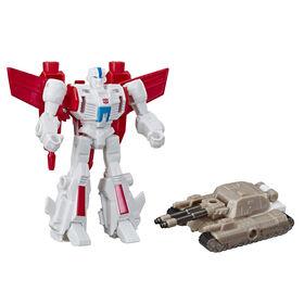 Transformers Cyberverse Spark Armor, figurine Jetfire.