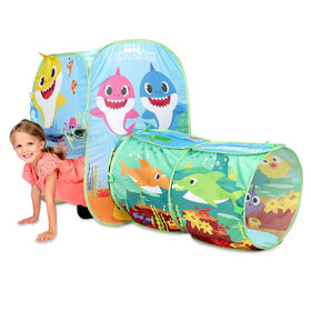Baby Shark Explore 4 Fun Tent