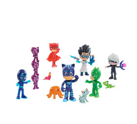 PJ Masks Deluxe Friend's Collection