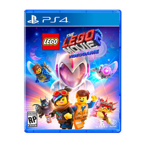 PlayStation 4 the Lego Movie 2 Videogame