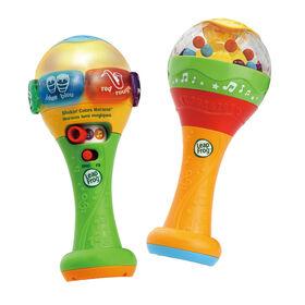 LeapFrog Learn & Groove Shakin' Colours Maracas - Bilingual Edition