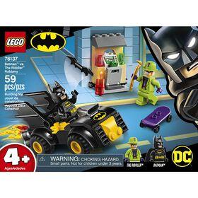 LEGO Super Heroes Batman vs The Riddler Robbery 76137