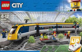 LEGO City Trains Passenger Train 60197