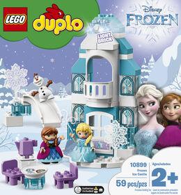 LEGO DUPLO Disney Princess Frozen Ice Castle 10899
