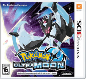Nintendo 3DS - Pokémon Ultra Moon