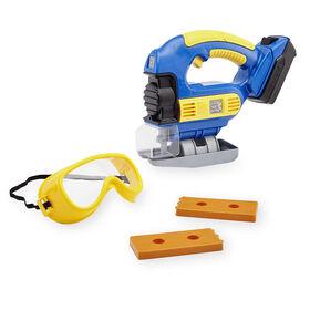 Just Like Home Workshop - Scie sauteuse électrique