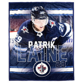 NHLPA Ultimate Fan Throw- Patrik Laine