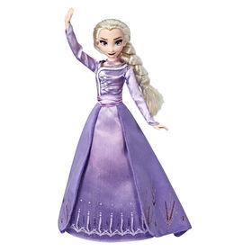 Disney Frozen, poupée Elsa d'Arendelle
