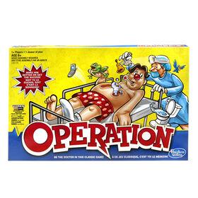 Jeu Operation de Hasbro Gaming