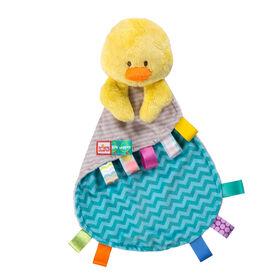 Bright Starts Tag & Snuggle Pal - Duck
