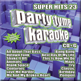 CD-Karaoke Super Hits 23