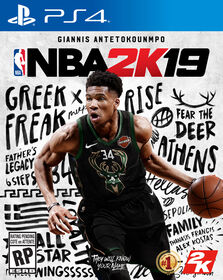 PlayStation 4 - NBA 2K19