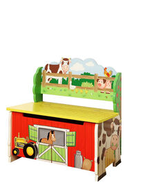 Fantasy Fields - Happy Farm Storage Bench
