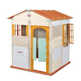 Maisonnette Little Tikes Build-a-House