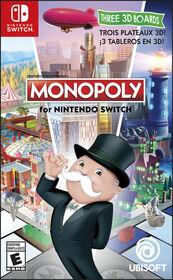 Nintendo Switch - Monopoly
