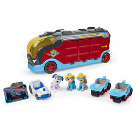 PAW Patrol Mighty Cruiser with 3 Vehicles and Sounds - Pre-order Now! Estimated Ship date: Sept 3, 2019