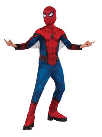 Spidermand Costume - Small 4-6