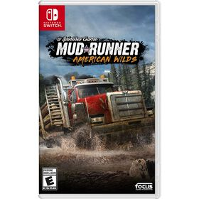 Nintendo Switch Spintires Mudrunner American Wilds