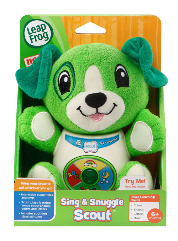 Sing & Snuggle Scout™ - English Version