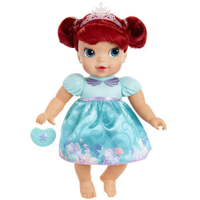 Disney Princess Deluxe Baby Ariel with Pacifier.