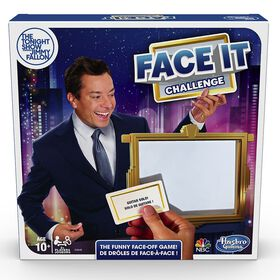 The Tonight Show Starring Jimmy Fallon Face It Challenge