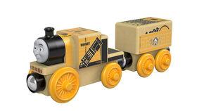 Fisher-Price Thomas & Friends Wood Stephen Engine - English Edition