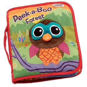 Lamaze Peek-a-Boo Forest Cloth Book - English Edition