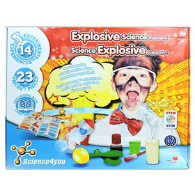 Science4you - Explosive Science Kaboom!