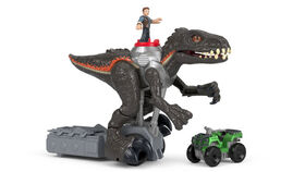 Fisher-Price Imaginext Jurassic World Walking Indoraptor Dino