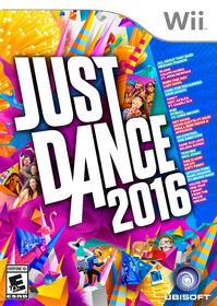 Nintendo Wii - Just Dance 2016