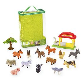 Animal Planet Farm Adventure Playset