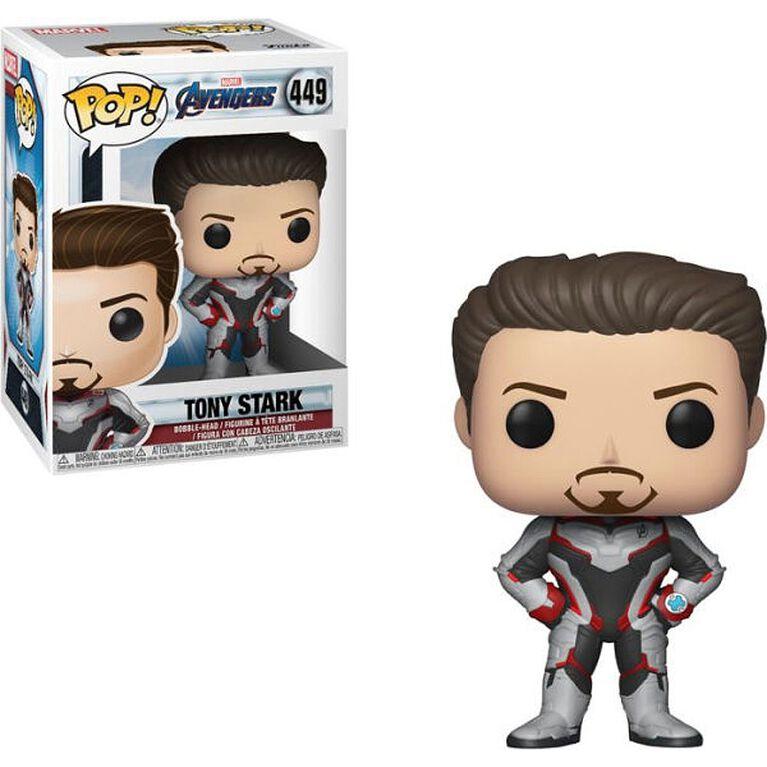 Funko POP! Marvel: Avengers Endgame - Tony Stark Vinyl Figure