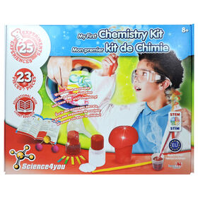 Science4you - Mon Premier kit de Chimie