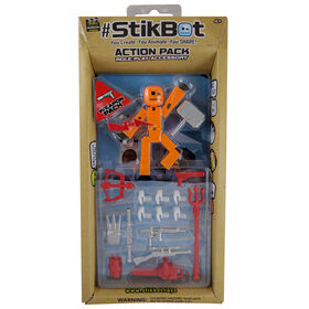 Stikbot Action Pack - Weapon Pack